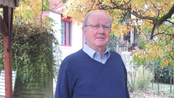 Für Werner Rothweiler sind die Sagen mit Bezug zu geschichtlichen Ereignissen von besonderem Interesse. Clara Rohr-Willers