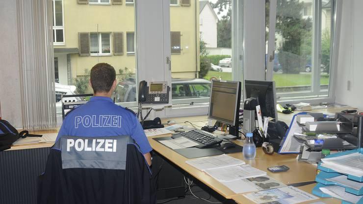 Die Allschwiler Gemeindepolizisten könnten zukünftig auch im leimental patrouillieren.