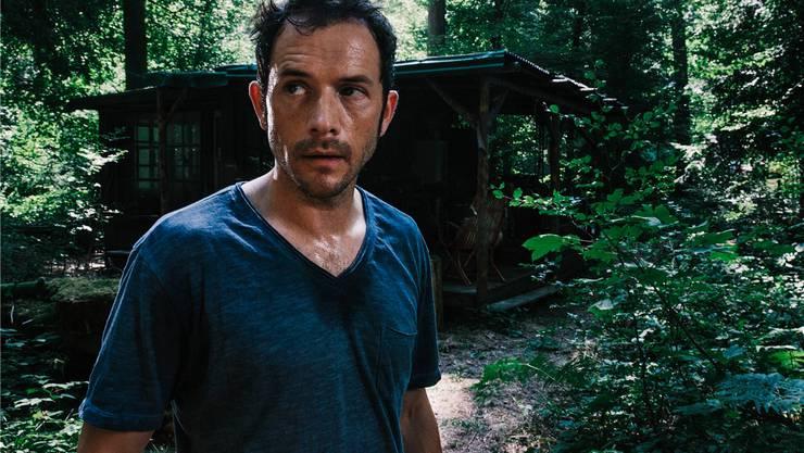 Joris Gratwohl alias Ruedi Weber spielte am Dienstag in der «Bestatter»-Folge «Zwei Leben». SRF/Sava Hlavacek