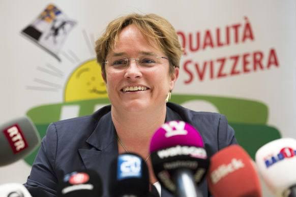 Magdalena Martullo-Blocher ergatterte ihren Nationalratssitz für die SVP dank den Auslandschweizern.