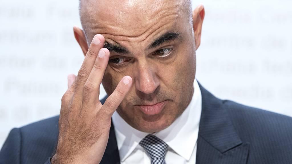 Durchgesickert: Berset will Shutdown offenbar verlängern