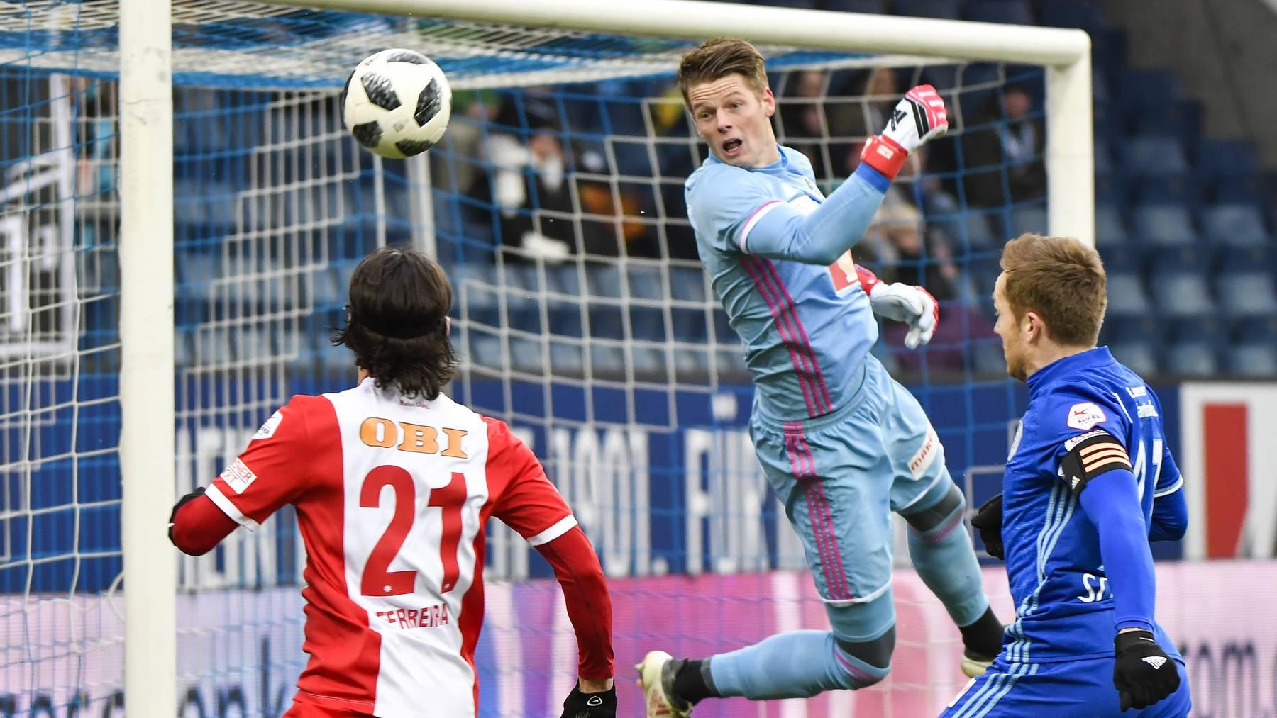 FCL gewinnt gegen Thun mit 2:1