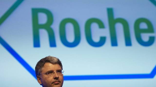 Roche-Chef Severin Schwan  (Archiv)
