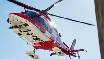 Bei einem Motocross-Rennen in Amriswil TG sind drei Zuschauer verletzt worden. Ein sechsjähriges Kind musste schwerverletzt mit einem Rettungshelikopter ins Spital gebracht werden. (Archivbild)