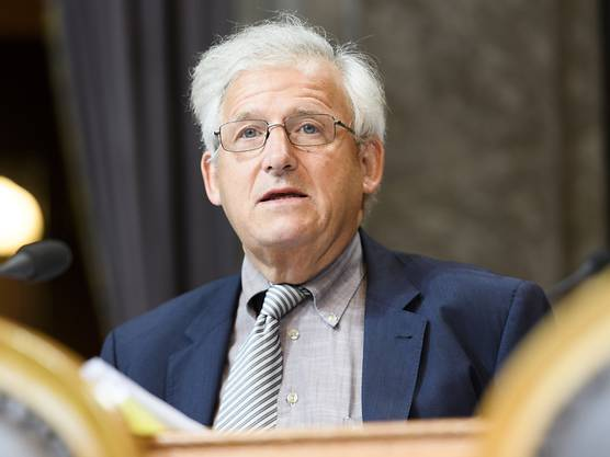 3. Platz: Hans Stöckli (SP) fehlte an 25 Prozent der Abstimmungen.