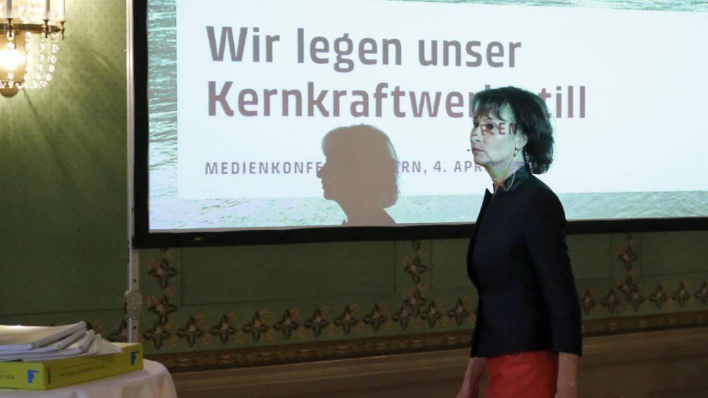 Die Finazierung der Stilllegung des AKW Mühleberg ist laut Suzanne Thoma, CEO der BKW AG, auf guten Wegen.