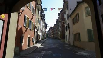 Für Erwerb und Sanierung von Altstadtliegenschaft soll der Laufenburger Gemeinderat bis 3,5 Millionen Franken pro Einzelfall aufnehmen können. sh