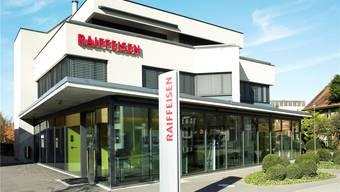 Die Raiffeisenbank Möhlin hat im vergangenen Jahr ein gutes Ergebnis erwirtschaftet. zvg