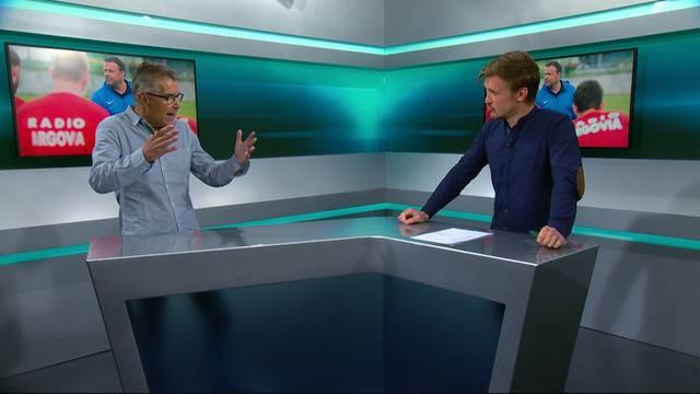 FCA-Talk vom 25. Oktober 2018 mit den AZ-Sportreportern Sebastian Wendel und Ruedi Kuhn.