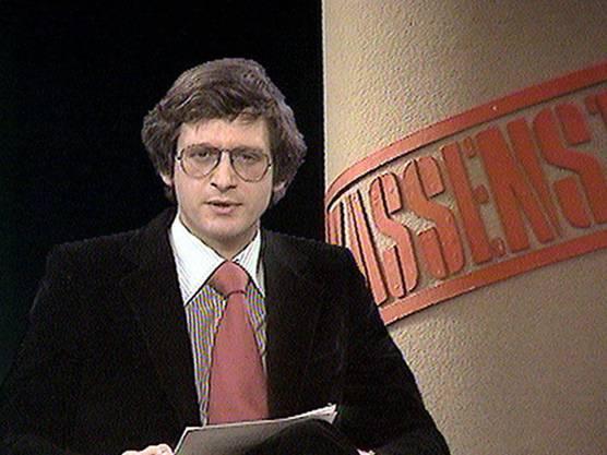 Walter Rüegg, Kassensturz-Leiter von 1979 bis 1980