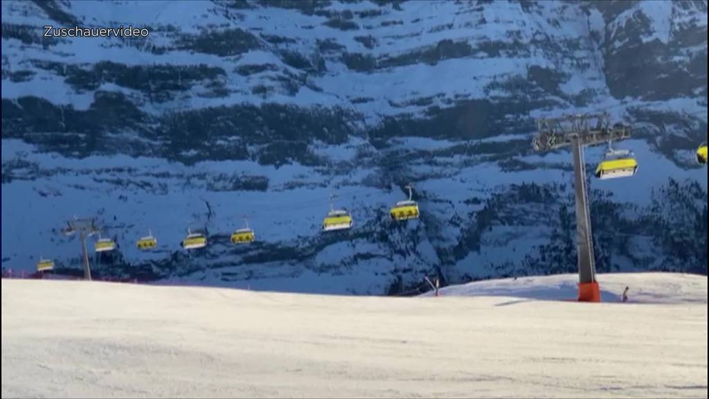 Abgesagt: Lauberhorn-Rennen findet wegen Corona nicht statt
