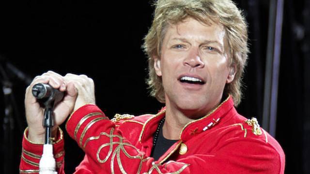 Jon Bon Jovi bangt um seine Tochter (Archiv)