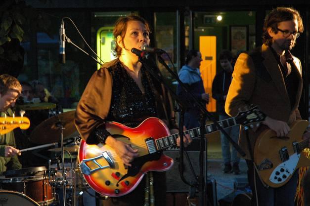 Nadja Zela ist seit 30 Jahren als Rockmusikerin unterwegs