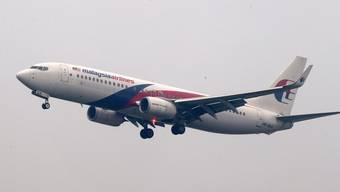 Flugzeug der Malaysia Airlines.