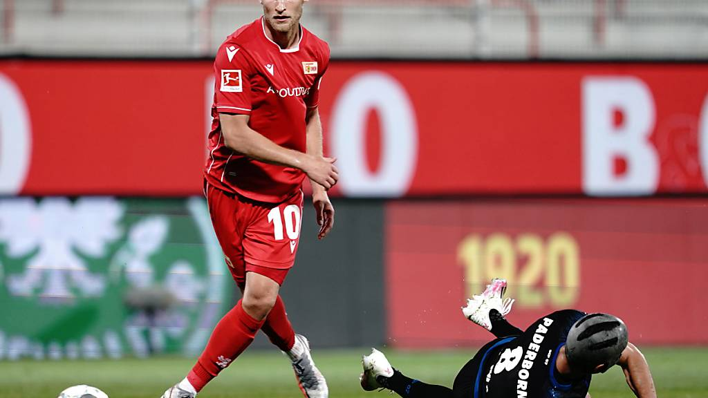 Sebastian Andersson verlässt Union Berlin in Richtung Liga-Konkurrent Köln