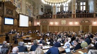 Grosser Rat Basel, Sitzung, Die BVB Million und Hans-Peter Wessels in der Kritik: