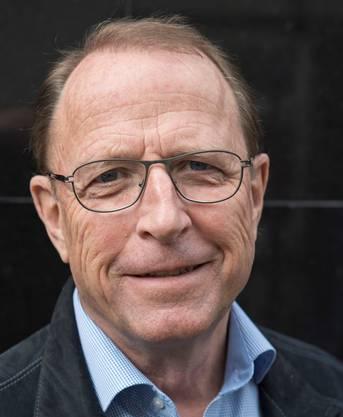 Peter C. Beyeler (73), Alt Regierungsrat