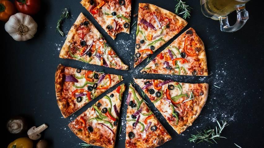 Kein Bock zum Kochen? Gewinne Gratis-Pizzen!🍕