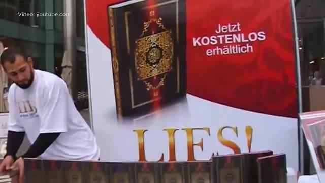 Zürich verbietet Koran-Verteilaktionen
