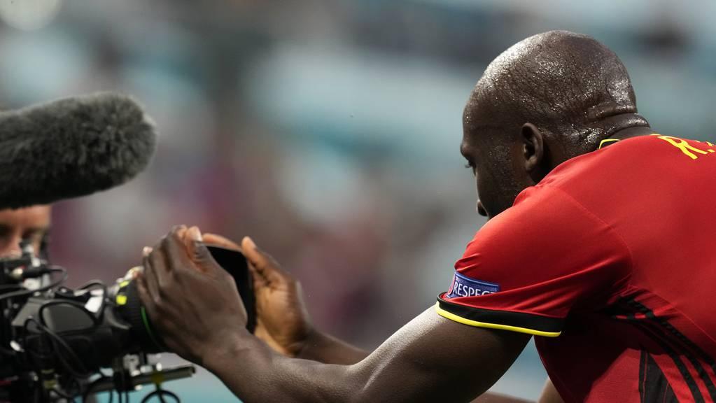 Romelu Lukaku war der Matchwinner der Belgier.