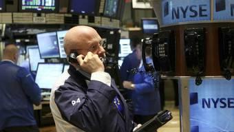 Die US-Börse ist in Fahrt (Archiv)