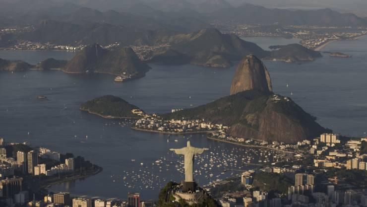 Rio de Janeiro, wie man die Stadt kennt - doch Diebstähle und Überfälle sind ein alltägliches Problem in der brasilianischen Grossstadt