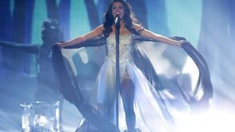 Endstation Halbfinal: Trotz überzeugender Show und eingängigem Song reichte es der Genferin Mélanie René nicht für den Einzug in den Final des Eurovision Song Contests
