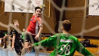 Die Jungs der Handball Junioren U15 Elite konnten heute auftrumpfen.