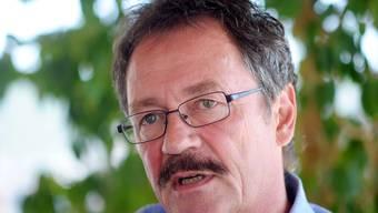 Zuversichtlich: Grossrat Roland Agustoni hat den grünliberalen Weg eingeschlagen.  (efu)
