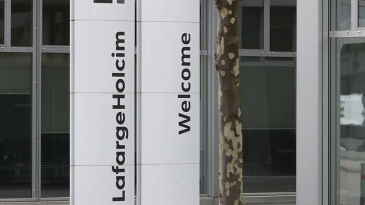 Juristisches Nachspiel: Frankreich hat eine gerichtliche Untersuchung der syrischen Aktivitäten der Zementgruppe LafargeHolcim ins Leben gerufen.