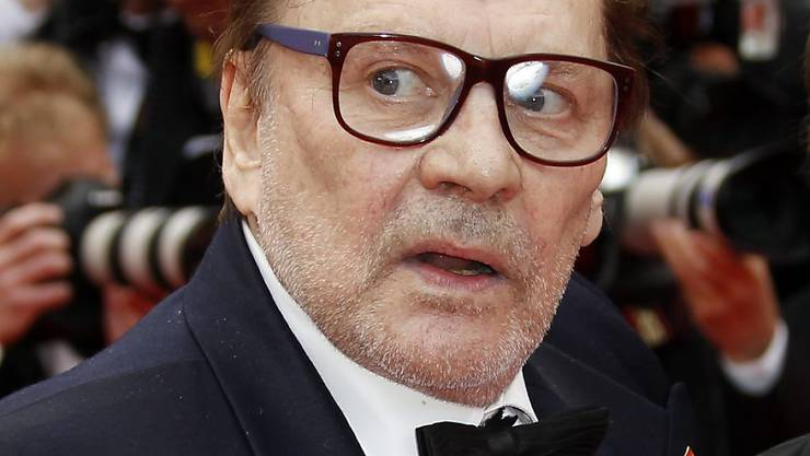 """Feiert sein Leben jetzt """"trocken"""": Schauspieler Helmut Berger verzichtet seit mehreren Monaten auf Alkohol. (Archivbild)"""
