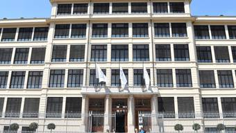 Hat die Steuerfahnder im Haus: Der amerikanisch-italienische Autobauer Fiat Chrysler an seinem Nebensitz in Turin.