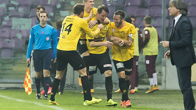 Schaffhausen kam zum zweiten Heimsieg in dieser Saison