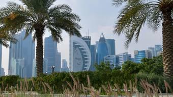 In der Hauptstadt Katars, Doha, haben sich Unterhändler der USA und den Taliban getroffen, um eine Lösung für Frieden in Afghanistan zu finden. (Archivbild)