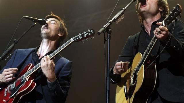 Gustaf Noren (links) und Björn Dixgard (rechts) (Archiv)