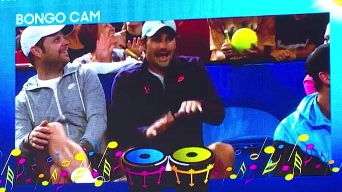 Federer ist wieder in Hochform