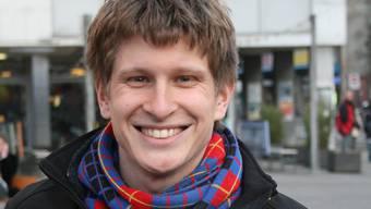 Beda Baumgartner ist der neue Präsident der Juso Basel-Stadt