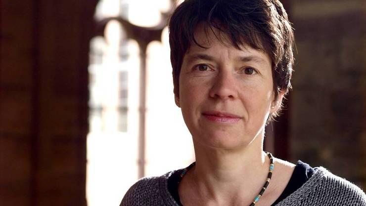 Die Basler Pfarrerin Caroline Schröder Field