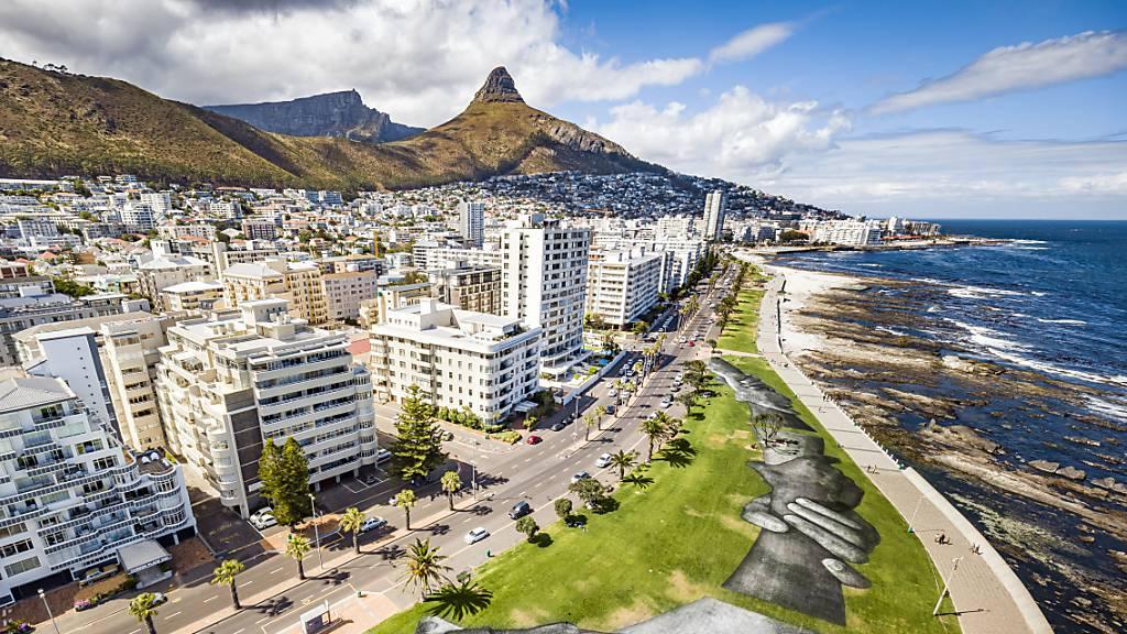 Südafrika mit neuem Höchststand bei Corona-Neuinfektionen