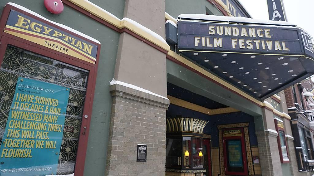 Sundance-Festival in Utah virtuell eröffnet