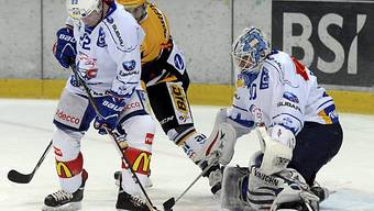 ZSC-Goalie Lukas Flüeler liess gegen Lugano keinen Gegentreffer zu.