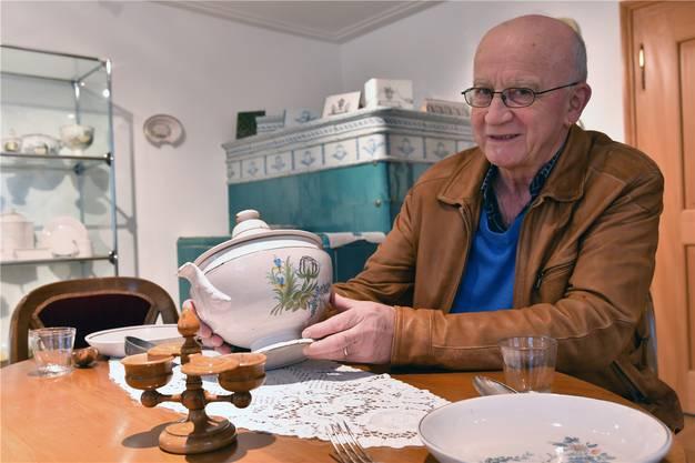 Der Matzendörfer erhält dieses Jahr den Preis für Kulturvermittlung des KantonsSolothurn.