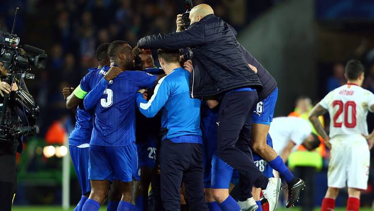 In der Premier Legaue schwächelt Leicester – gelingt eine Überraschung im Viertelfinal?