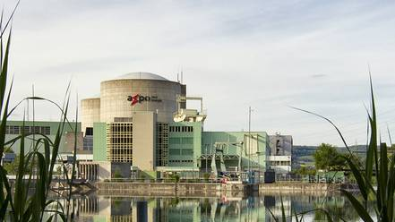 Atomkraftwerk Beznau