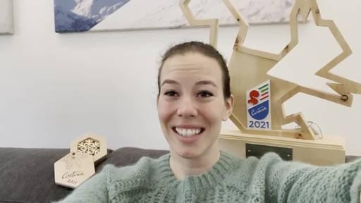 Michelle Gisin nach der Ski-WM: «Zwei perfekte Wochen»