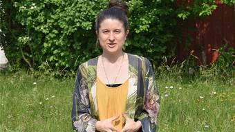 Claudia Steinemann ist seit einem Jahr Vikarin in Kölliken.