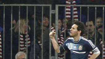Schweiz verliert gegen Argentinien mit 1:3