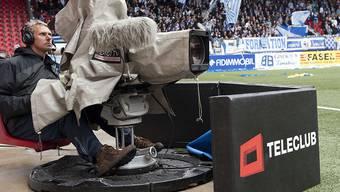Die Rede ist von 35 Millionen Franken vom bisherigen Partner Swisscom/Teleclub für die medialen Rechte an der Super League und der Challenge League