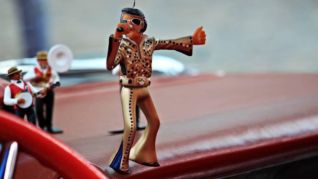 Elvis lebt - und das erst noch in Zürich