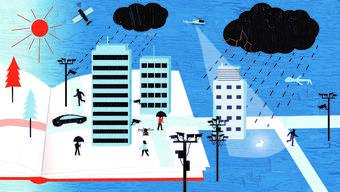 Literatur: Fünf dystopische Szenarien